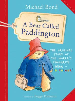 Image of A Bear Called Paddington
