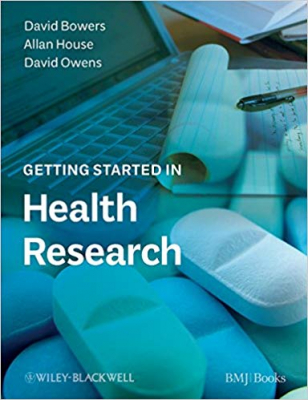 Image of Getting Started In Health Research