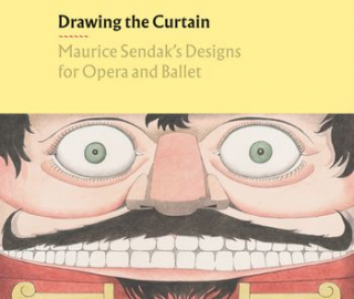Image of Drawing The Curtain : Maurice Sendak's Designs For Opera Andballet