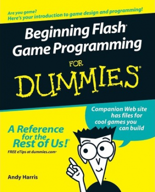 Image of Beginning Flash Game Programming For Dummies