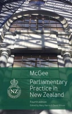 Image of Parliamentary Practice In New Zealand