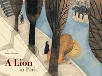 Image of Lion In Paris