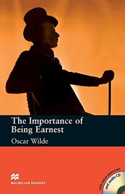 The Importance Of Being Earnest : Macmillan Reader Level 6 +cd
