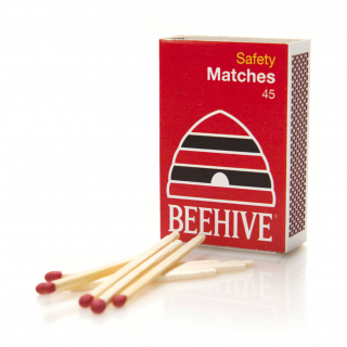 Image of Beehive Safety Matches