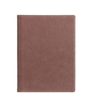 Image of Notebook Filofax Refillable A5 Terracotta