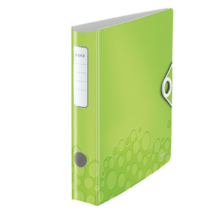 Image of Ringbinder Leitz Wow Lever Arch Active 65mm Green