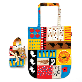 Image of Tote Bag : Montage