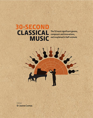30-second Classical Music : The 50 Most Significant Genres Composers And Innovations Each Explained In Half A Minute