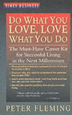 Image of Do What You Love Love What You Do