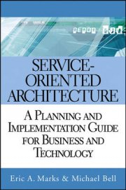 Image of Service Oriented Architecture : A Planning And Implementation Guide For Business And Technology