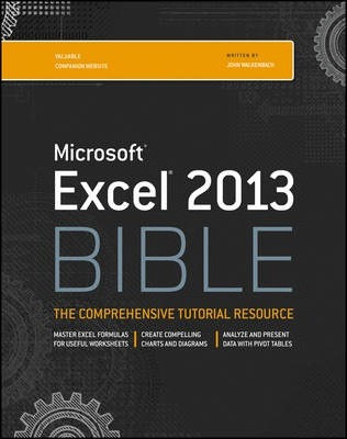 Image of Excel 2013 Bible