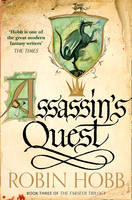 Image of Assassin's Quest : The Realm Of The Elderlings Book 3 : The Farseer Trilogy Book 3