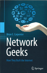 Image of Network Geeks : How They Built The Internet