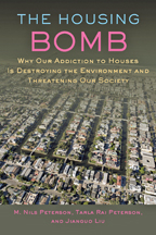 Image of Housing Bomb : Why Our Addiction To Houses Is Destroying Theenvironment And Threatening Our Society