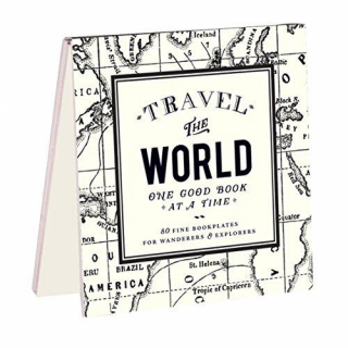 Image of Travel The World Bookplates