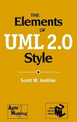 Image of The Elements Of Uml 2.0 Style