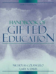 Image of Handbook Of Gifted Education