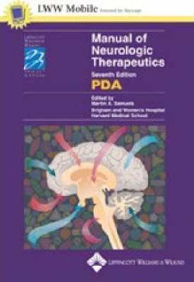 Image of Manual Of Neurological Therapeutics 7th Edition Pda