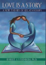 Image of Love Is A Story : A New Theory Of Relationships