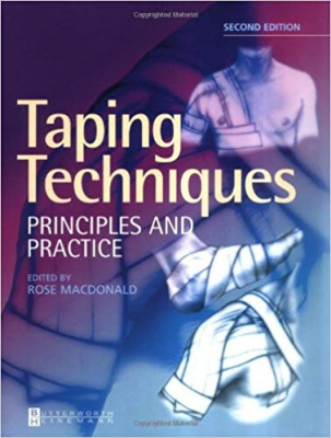 Image of Taping Techniques Principles & Practice