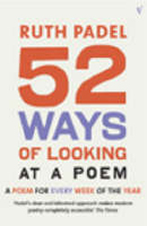 Image of 52 Ways Of Looking At A Poem