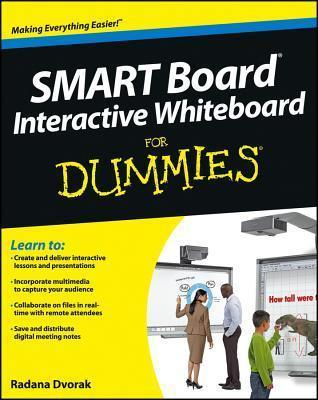 Image of Smart Board Interactive Whiteboard For Dummies