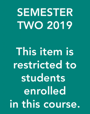 Image of Lawpubl 427 Maori Land Law Casebook Semester Two 2019