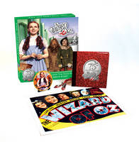 Image of Wizard Of Oz Collectible Set : A Commemorative Trip Down Theyellow Brick Road