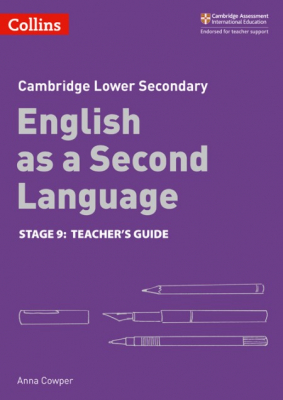 Image of Cambridge Lower Secondary English As A Second Language : Teacher's Guide Stage 9