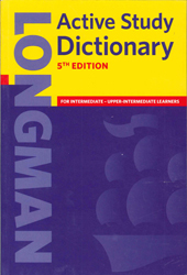 Image of Longman Active Study Dictionary