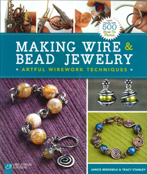 Making Wire And Bead Jewelry : Artful Wirework Techniques
