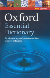 Image of Oxford Essential Dictionary