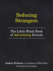 Image of Seducing Strangers The Little Black Book Of Advertising Secrets
