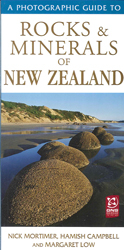 Image of Photographic Guide To Rocks & Minerals Of New Zealand
