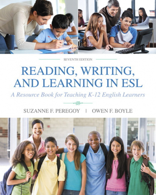 Image of Reading Writing And Learning In Esl : A Resource Book For Teaching K-12 English Learners