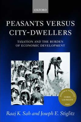 Image of Peasants Versus City-dwellers : Taxation And The Burden Of Economic Development