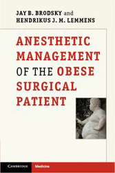 Image of Anesthetic Management Of The Obese Surgical Patient