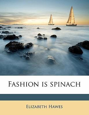 Image of Fashion Is Spinach
