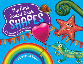 Image of My First Board Book : Shapes