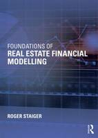 Image of Foundations Of Real Estate Financial Modelling