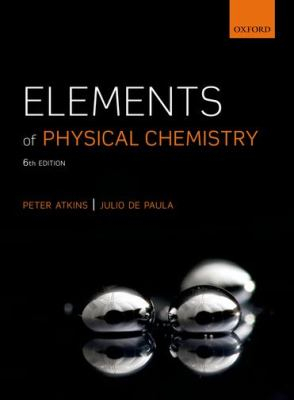 Image of Elements Of Physical Chemistry