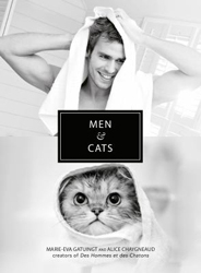 Image of Men And Cats
