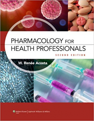 Image of Pharmacology For Health Professionals