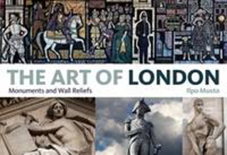 Image of Art Of London Monuments And Wall Reliefs