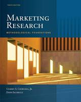 Image of Marketing Research : Methodological Foundations