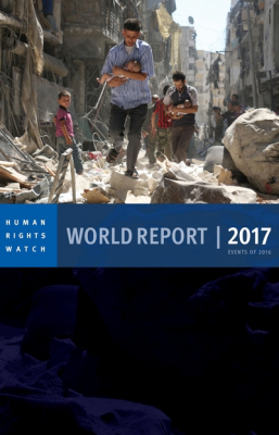 Image of World Report 2017 : Events Of 2016
