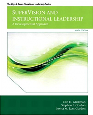 Image of Supervision And Instructional Leadership : With Myedleadershiplab With Pearson Etext Package