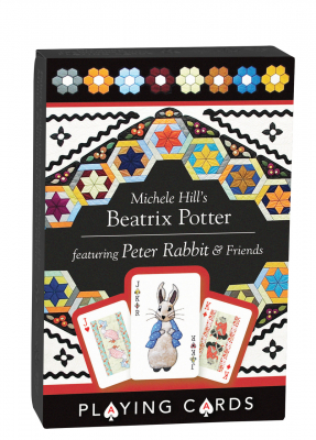 Image of Beatrix Potter Playing Cards