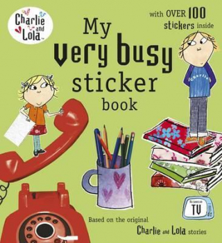 Image of My Very Busy Sticker Book