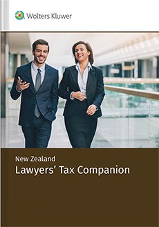 Image of New Zealand Lawyer's Tax Companion